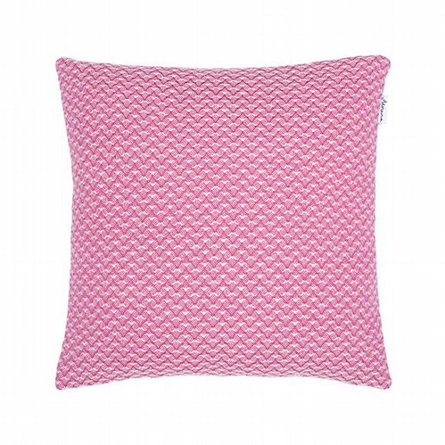 Yorkshire Wool Scatter Cushion - Raspberry